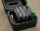 Backup Storage (formerly a Porter Cable pad sander case)