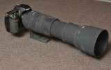 Sigma APO 150-500mm f5-6.3 DG OS HSM
