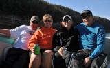 October on Lake Cumberland