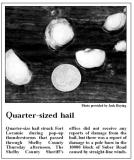 Photo in the Sidney Paper 5-25-2006
