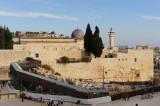 Jerusalem, Temple Mount and al-Aqsa mosque