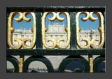 Palacio Real - gates