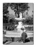 Sunday in the Parque del Buen Retiro