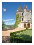 Chateau Millandes and its Falconry Show