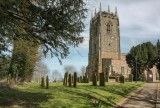 All Saints Church,  Holme  on  Spalding Moor