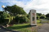 Skidby Mill phonebox 3