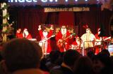 Santas playing Blues Brothers \o/