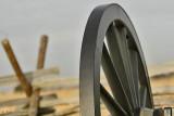 Artillary Wagon Wheel