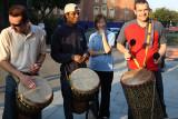 Drumming Up Giants!
