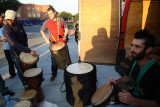 Drummers for Giants