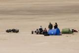 The Racekites mob in deep debate