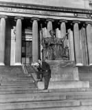 Columbia University Library, New York 1948