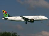 A320 5A-ONA