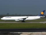 A340-200 D-AIGO