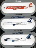 A330 200-300 stickers