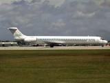 Douglas MD-83  PJ-SEF