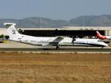 DHC Dash-8 Q-400  HB-JGA