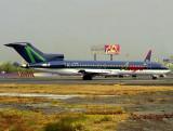 B727-200  XA-ABM