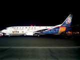 B737-400  SX-BKC