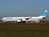 A340-300 9K-ANA