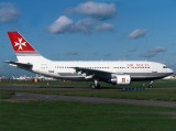 A310-200  OO-SCI