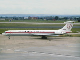 IL-62  YR-IRA