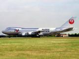B747-200F  JA-8180