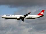 A340-300 TC-JDK