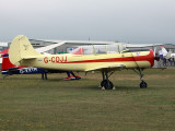 YAK 52  G-CDJJ