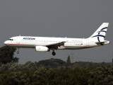 A320  SX-DVJ