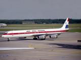 DC8-63  ZP-CCH