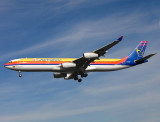 A340  6Y-JMP