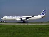 A340-200  F-GLZD