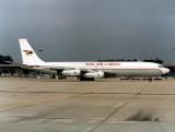 B707-320F 5X-JET