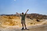 Death valley and Arizona Desert