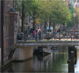 canals. bridges and bicycles