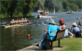 Henley Regatta is a free to attend event.