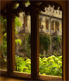 Cloisters at Magdelene College, Oxford