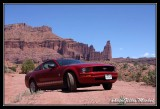 3200 miles drive in USA with Mustang