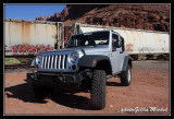 a day in Canyonland NP with a Jeep