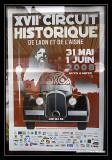 Historic Cars Show / Circuit Auto Historique de Laon 2008