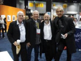 John Rafferty?  with Tony Beckerman John and David Hockney