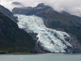College Fiord Glacier
