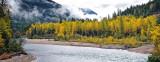 Fall 2007, Kicking Horse River