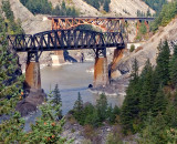 Cisco Crossing, Fraser River BC