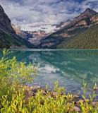Lake Louise & Victoria Glacier, Alberta