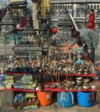 Colours at Monkey Temple, Kathmandu
