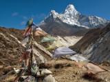 Ama Dablam - 6,812 metres
