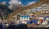 Tibetan Market - Namche Bazar, Nepal