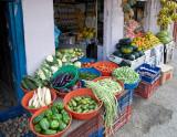 Produce of Kathmandu